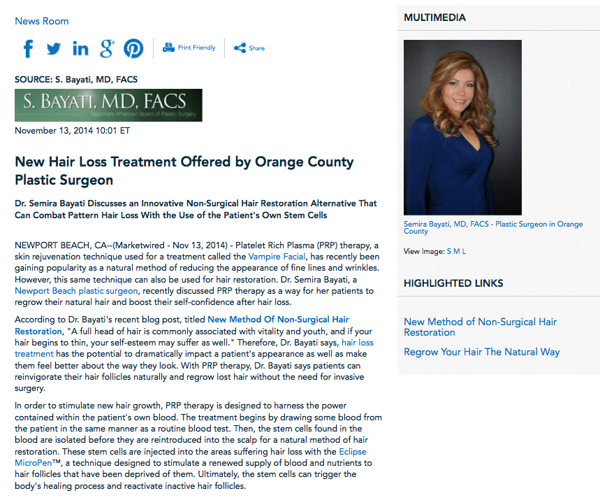 facial nonsurgical procedures and orange county