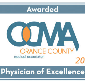 OCMA Physician of Excellence